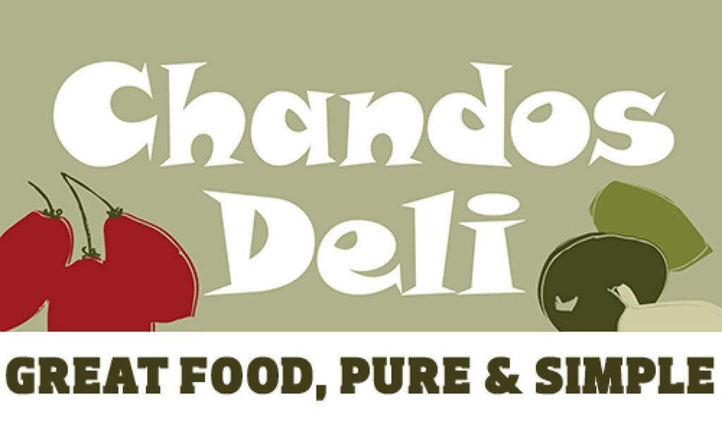 Chandos Deli New Stockist