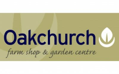 Pick up a packet at Oakchurch Farm Shop