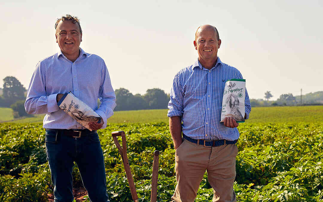 New packaging innovation brings extended shelf life for Two Farmers crisps